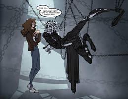 Hellraiser...ish by Ligeias-Ghost