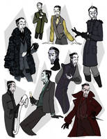 Fashion Week Vetinari by Ligeias-Ghost