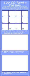 100-OC-REMIX Challenge Pt7 by Anasatcia