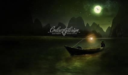 Tukang Perahu by codeartworks