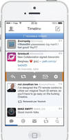 Tweetbot concept iOS7 by Svink77