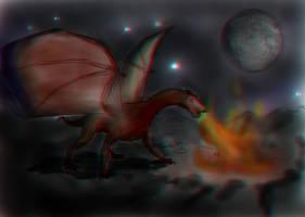 Dragon by Sciocont