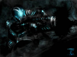 Dark Matter Cannon by Sciocont