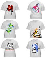 some shirt designs v1 by Shimp