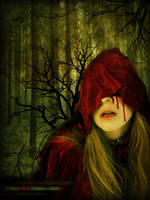 little red riding hood by Shimp