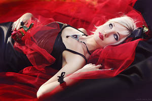 Queen of Hearts IV by IrinaFoxx