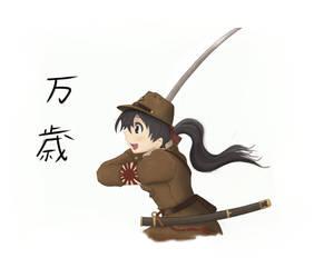 Tennouheika Banzai! by The-King-in-Grey