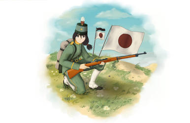 Japanese Modernization by The-King-in-Grey
