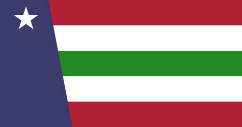 Flag of Baker Island by RandomGuy32
