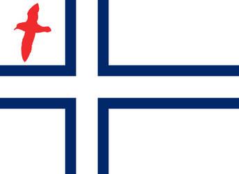 Flag of Peter I Island by RandomGuy32