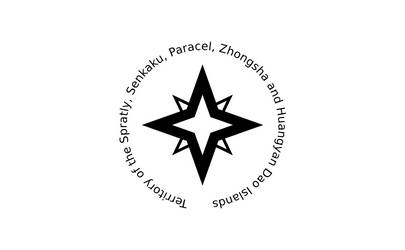 Flag of the Spratly, Senkaku, Paracel, [...] by RandomGuy32