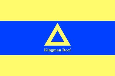 Flag of Kingman Reef by RandomGuy32