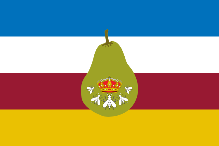 Flag of Salamanca by RandomGuy32