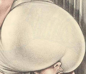 Pillow Puffed Buttcheeks by TrevLafoe