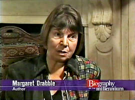 Margaret Drabble by TrevLafoe
