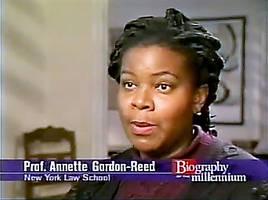 Annette Gordon-Reed by TrevLafoe
