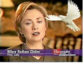 Hillary Clinton by TrevLafoe
