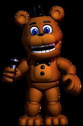 Adventure Freddy by Fazersion