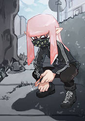 you mock the squid motherland? by vSock