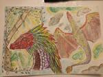 Tropical dragon  (2) Final version by Akhinti