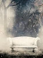 Frozen chair V premade BG by StarsColdNight