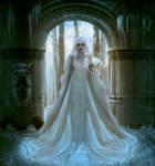 Frozen Queen by StarsColdNight