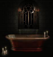 Bath Premade Bg By Starscoldnight by StarsColdNight