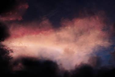 Sky Mist Pink sky by StarsColdNight