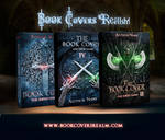 Battle Book Covers by StarsColdNight