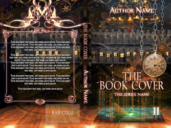 Book Cover 107 V2 by StarsColdNight