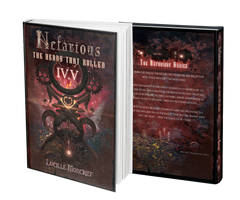 Nefarious IV.V by Lucille Moncrief by StarsColdNight