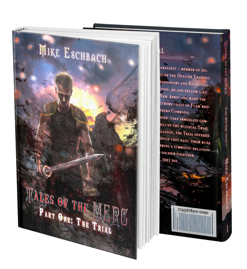 Tales of the MERC The Trial I by Mike Eschbach by StarsColdNight