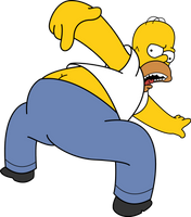 Homer - Kiss it by sircle