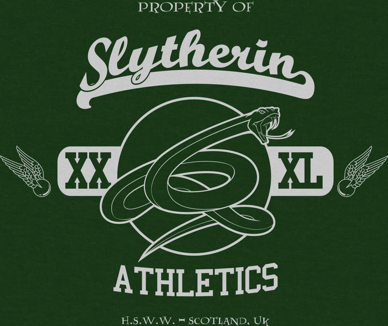 Property Of Slytherin by sircle