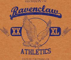 Ravenclaw Worn T by sircle