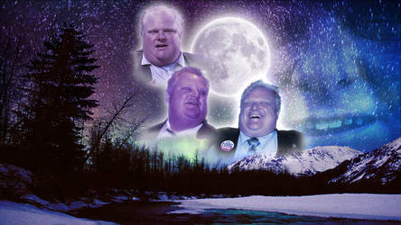 3 Ford Moon by sircle