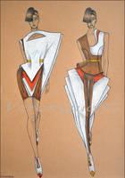 Fashion mini collection 1. by Verenique