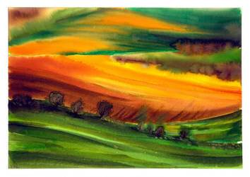 Moravian Tuscany II. by Verenique