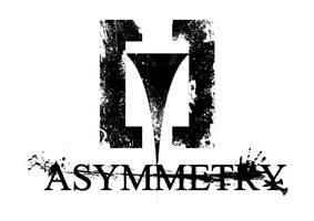 Asymmetry logotype by alansilvaas