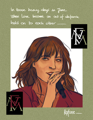 Florence Is a Machine - June by Kafune