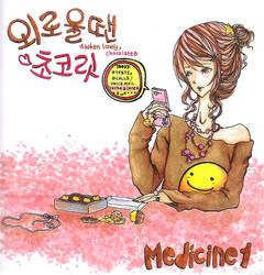 medicine1 - C H OCO L A T ES by BlessaKim