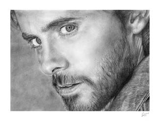 Jared Leto by CarlSyres