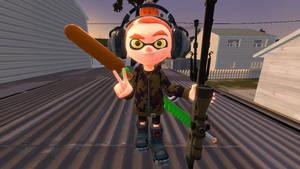Meet Elite Sniper Inkling Boy by orangeinklingknight