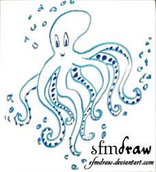 Octopus ID by sfmdraw