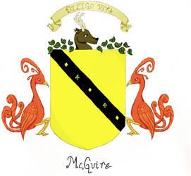 My Personal Crest by sfmdraw