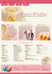 Template: Sweet Wedding by aremOgraphy