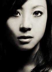 the corean girl by pureshotsphotography