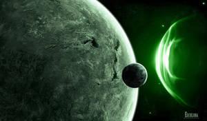 Euchlora by PhobosKE