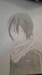 Yato by Jinsechi