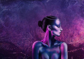 Violet by Kealin
